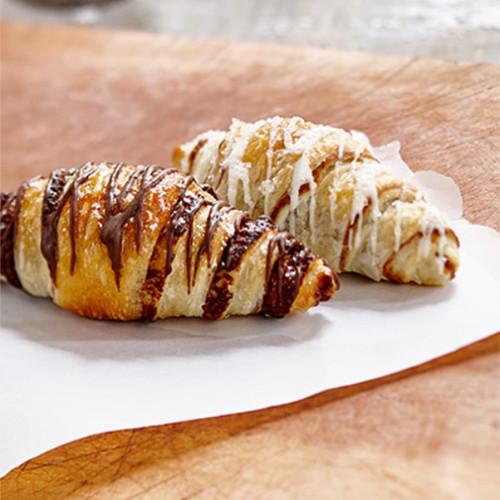 The Worthy Crumb Croissants