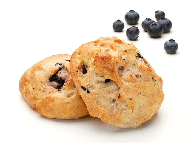 Blueberry Scone Beauty Shot