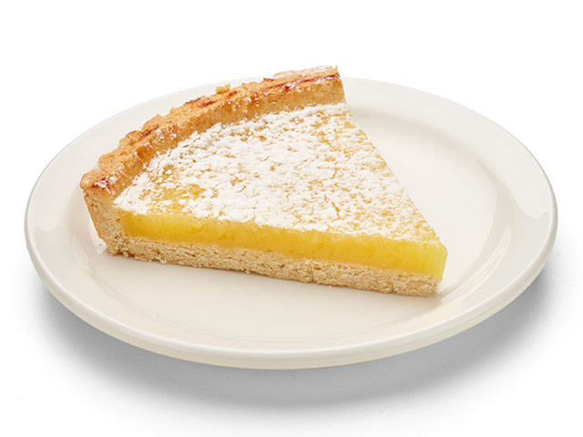 Lemon Crostata Beauty Shot