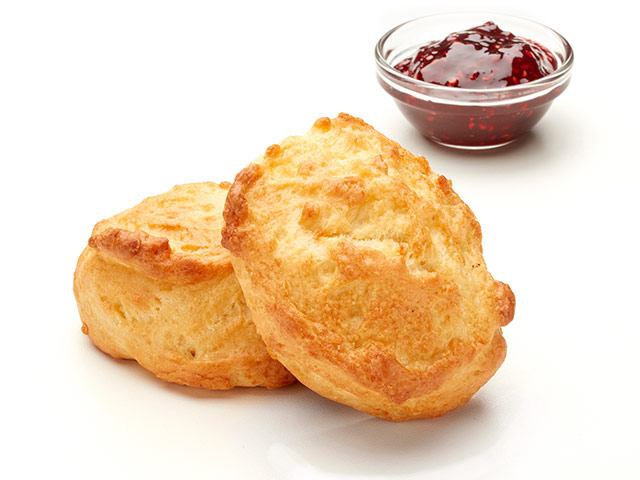 Plain Scone Beauty Shot